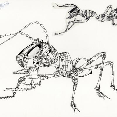 1986 fourmi