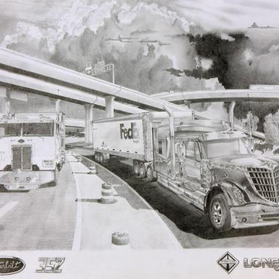 Trucks n highways