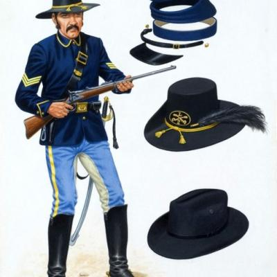 Us cavalry uniform